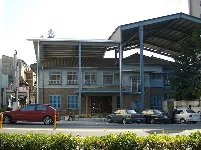 台南愛国婦人会館 全景