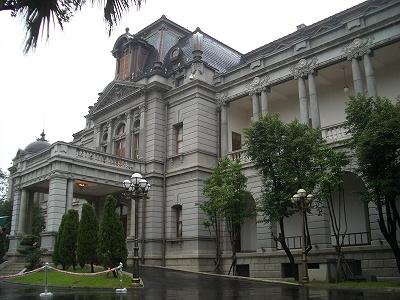 台北賓館 外観