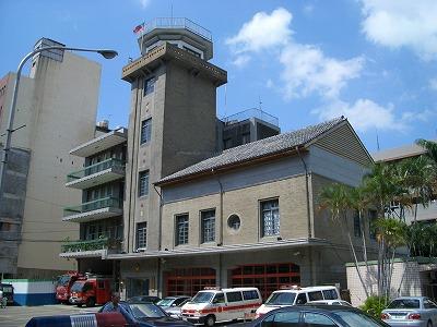 消防博物館全景