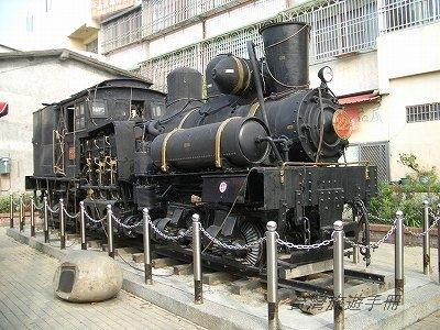 22号機関車