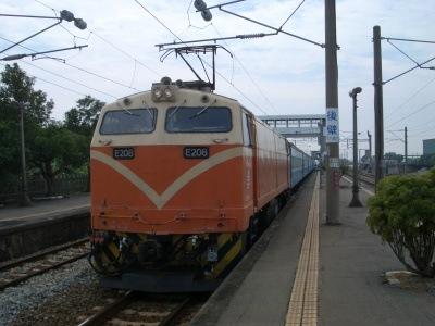 昔走っていた列車
